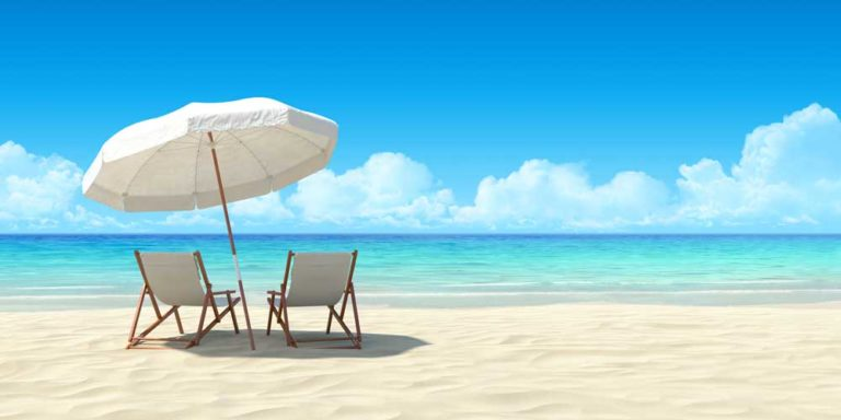 It's time to book your beach vacation
